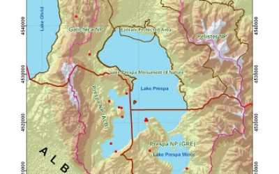 Harta e Shpellave